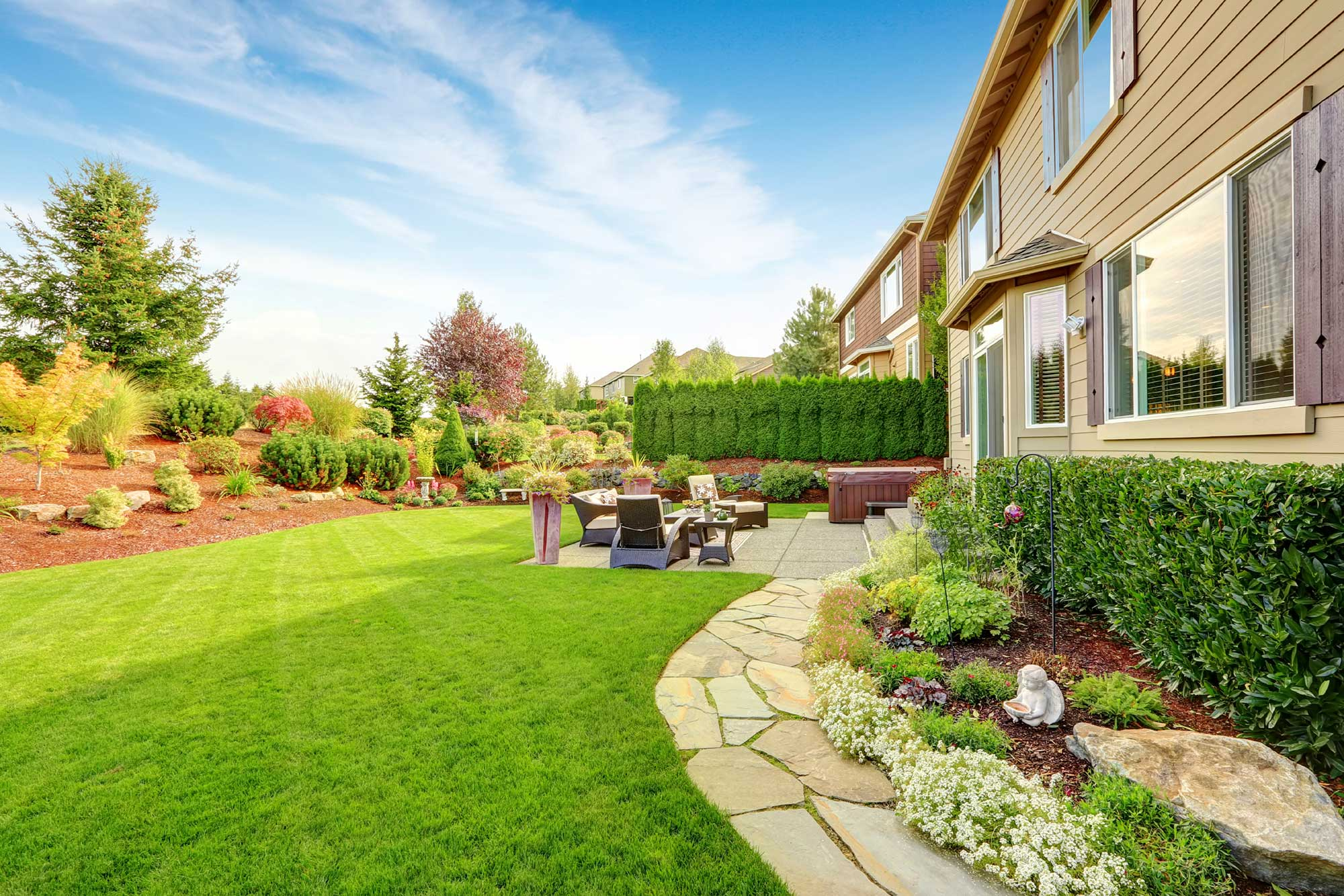Davenport Landscape is your premier provider for a comprehensive lawn care program.