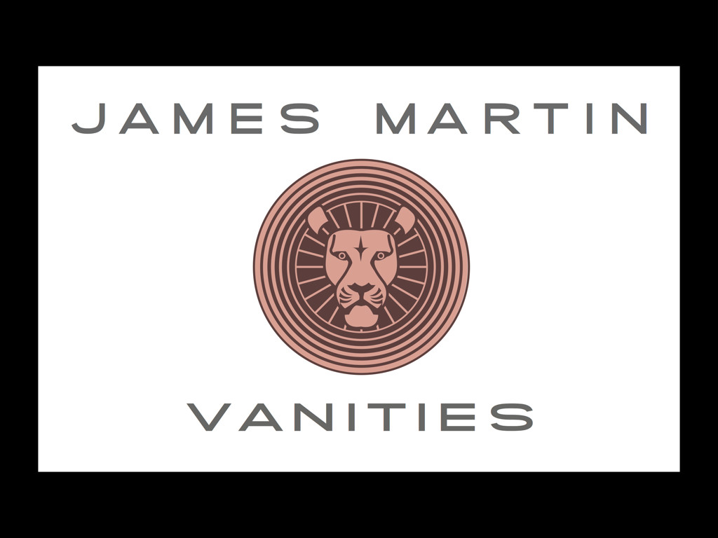 jamesmartinvanities best finish cove sink encore copper on silver james mirror martin bathroom matching gray vanities style images transitional pinterest vanity cabinet single