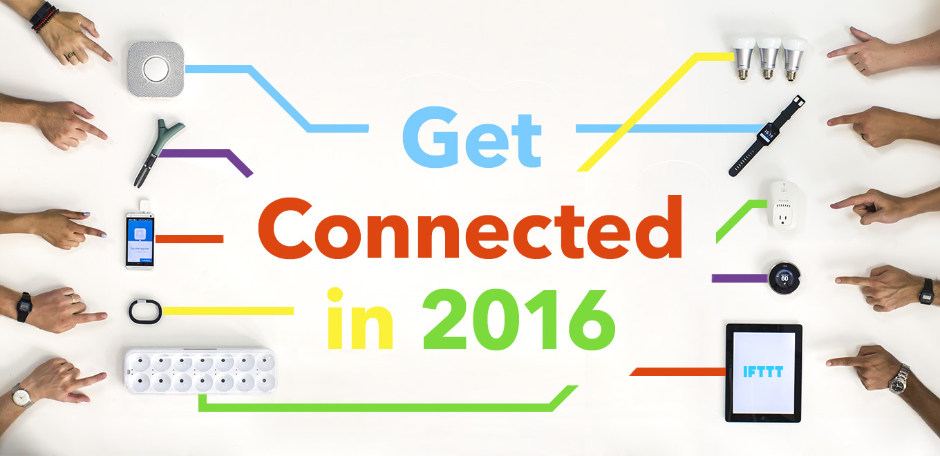 Get connected in 2016
