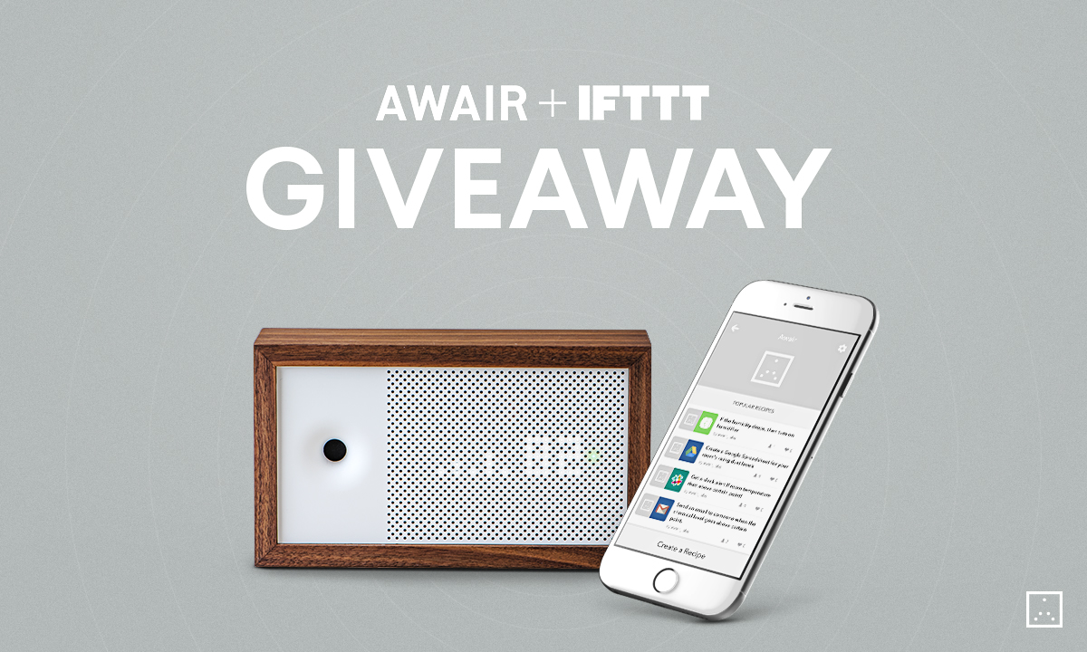 Win an Awair device
