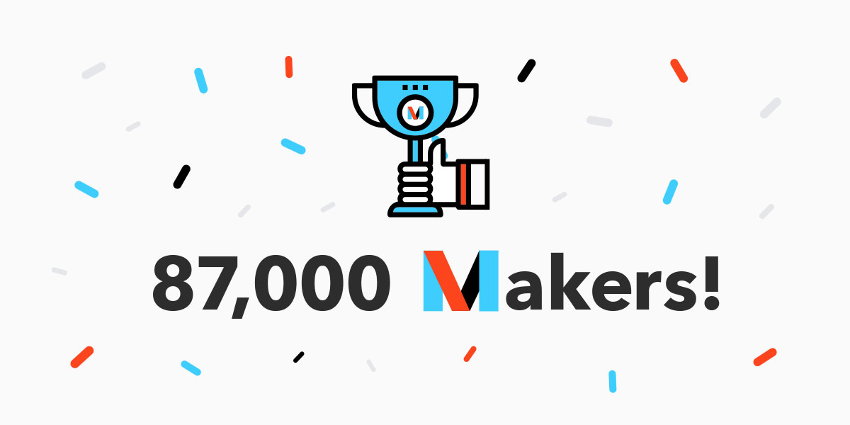 Celebrating the Maker Channel