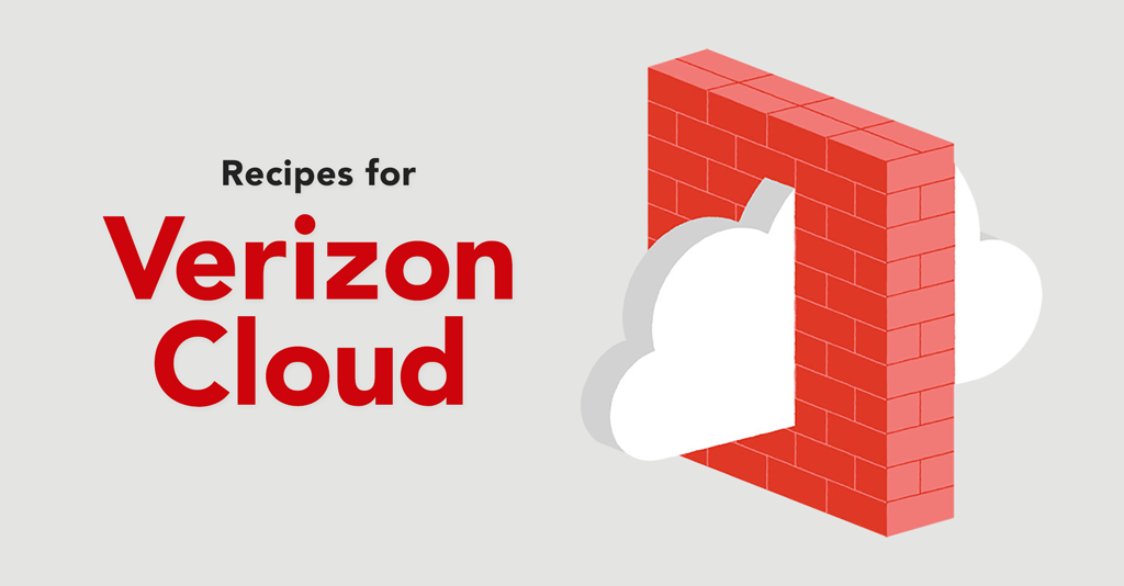 Recipes for: Verizon Cloud