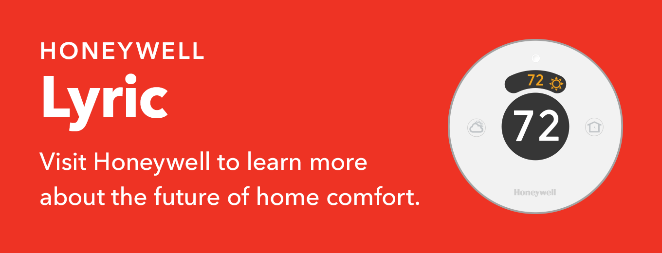 The Honeywell Lyric Channel on IFTTT. Comfort while you're home, savings while you're gone.