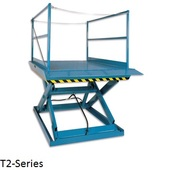 Advance Lifts T2-Series Recessed Dock Lifts