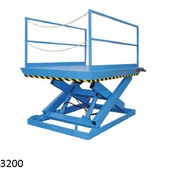 Advance Lifts 3000 Series Recessed Dock Lifts