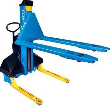 Bishamon Unilift Work Positioner & Pallet Jack/Lift