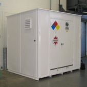 Safety Storage Custom HazMat Storage Solutions