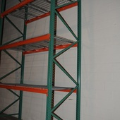 Mightylift Pallet Rack Uprights