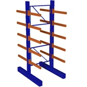 Mightylift Light-Duty Cantilever Rack