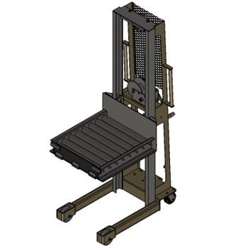 Beech Design Die Transfer Cart F E Bennett Co