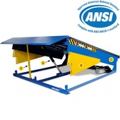 Blue Giant U-Series Hydraulic Dock Levelers