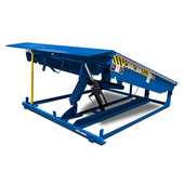 Blue Giant Mechanical Dock Levelers
