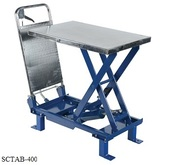 Vestil Foot Pump Scissor Lift Tables SCTAB-400
