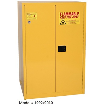 90gal. Eagle Flammable Liquid Cabinets (1992, 9010)