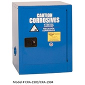 4 - 12gal. Eagle Acid & Corrosive Safety Cabinets (CRA-1904, CRA-1903)
