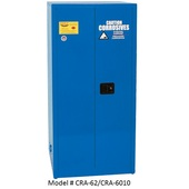 60gal. Eagle Acid & Corrosive Safety Cabinets (CRA-62, CRA-6010)