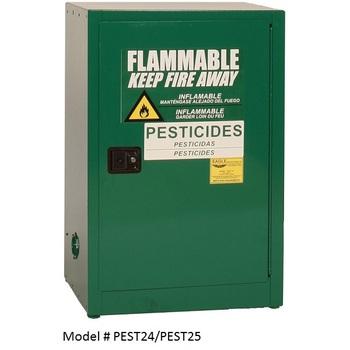 Eagle Pesticide Safety Cabinets (PEST24, PEST25)
