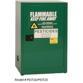 Eagle Pesticide Safety Cabinets (PEST24, PEST25)