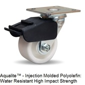 "Hamilton Combination Brake 4"" Swivel Casters"