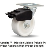 "Hamilton Combination Brake 5"" Swivel Casters"
