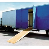 Melcher Heavy Duty Single Fiberglass Ramps