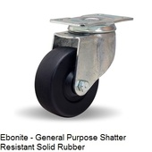 "Hamilton General Utility Series 3 1/2"" Swivel Casters"