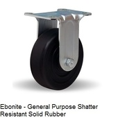 "Hamilton General Utility Series 4"" Rigid Casters"