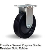 "Hamilton General Utility Series 5"" Rigid Casters"