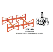 Meco Omaha Portable Drum Racks