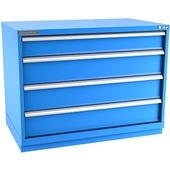 Champion Bench-Height Extra-Wide Drawer Cabinets