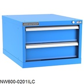 Champion Under-Desk Narrow-Width Drawer Cabinets