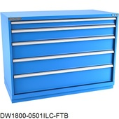 Champion Counter-Height Double-Wide Drawer Cabinets