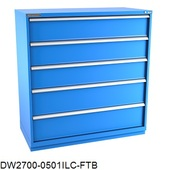 Champion Eye-Level Double-Wide Drawer Cabinets