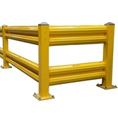 Handle-It Medium Duty Warehouse Guard Rails