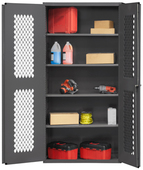 "Durham 24"" x 72"" x 36"" Ventilated Shelf Cabinet"