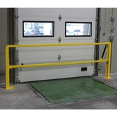 PS Doors Loading Dock Safety Gate