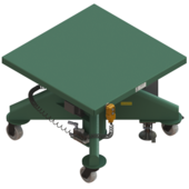 "Lange-Lift 36"" x 36"" Battery Powered Lift Tables"