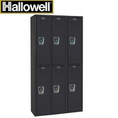 Hallowell Lockers