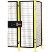 Folding Guard Drop-N-Lock® Machine Guarding