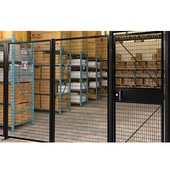 Folding Guard Saf-T-Fence® Partitions