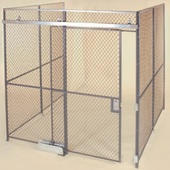 Folding Guard Wov-N-Wire™ Partitions