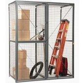 Folding Guard Stor-More® Tenant Storage Lockers