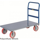 Little Giant Platform Trucks With Brake