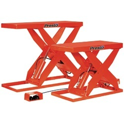 Prestolifts XL - 48 Series Scissor Lifts