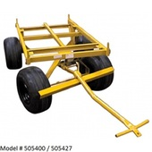 Roofmaster 4 Wheel Trailer (505400, 505427)