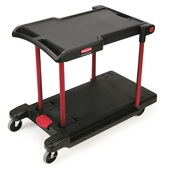 Rubbermaid Convertible Utility Cart/Platform Truck