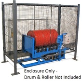 Morse Enclosures For Hydra-Lift Drum Rotators