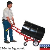 Wesco 15-Series Ergonomic Drum Trucks