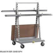 Little Giant Adjustable Bar Rack Truck