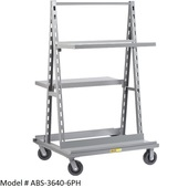 Little Giant Adjustable Shelf Rack